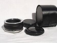 GRANDEE auto TELE CONVERTER 2x lens for OM-1 , OLYMPUS OM MOUNT
