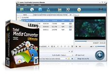 Leawo Total Media Converter Ultimate, Create Convert Blu-ray DVD Videos