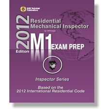 M1  ICC Residential Mechanical Inspector Exam Questions Test  Workbook 2012