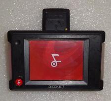(SPARES) NAVIGATORE BECKER TRAFFIC ASSIST SD GPS CAR NAVIGATOR BE7914 1702.483