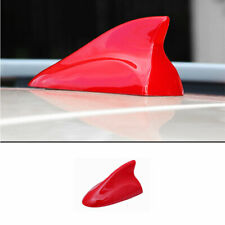 For 2015 2016-2021 Jeep Renegade ABS Red Shark Fin Antenna Receiver Cover Trim