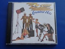 ZZ Top-Greatest Hits, cd heavy metal collezione #85