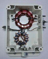MULTI UNUN 4:1 9:1 16:1 + rf choke 500W HF antenna canna da pesca (BALUN)