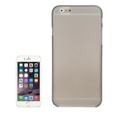 "COVER 0.3MM POLICARBONATO PER APPLE IPHONE 6 4.7"" ULTRA SLIM GRIGIO GREY CASE"