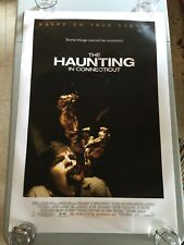 The Haunting In Connecticut - Original Double Sided 27x40 Theater Movie Poster