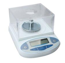 Manual-Calibration 200x0.001g 1mg Lab Analytical Balance Digital Scale 110V/220V