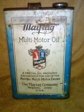 One Gallon Tin for Maytag Multi Motor Oil