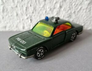 Tolles altes Modellauto - SIKU V266 - Polizei BMW 2000 CS - V-Serie 1:87