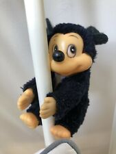 Mickey Mouse gripper grabber hugger Clip On Plush