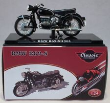 Atlas Editions  - BMW R69-S (1961) - Motorcycle Model Scale 1:24 (IXO)