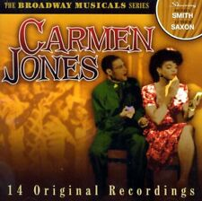 Various - Broadway Musicals Series - Carmen Jones (CD) (2003)