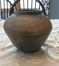 Korean Silla Dynasty Stoneware Jar Pot