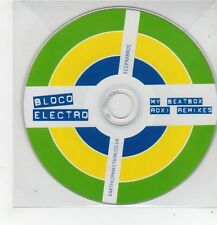 (FF550) Bloco Electro, My Beatbox Rox! (remixes) - DJ CD