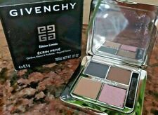 Givenchy Ecrin Prive Matte & Shimmer Eyeshadow Muted Eyes Private Felted Nudes