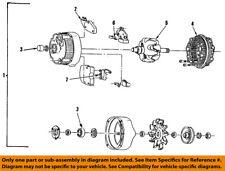 GM OEM-Alternator 19244768