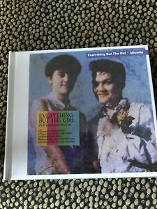 Everything but the Girl - Idlewild 2 CD deluxe edition casebound book edsel NEW
