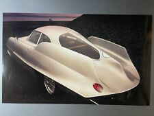 1955 Alfa Romeo B.A.T. 9D Coupe Concept Car Print Picture Poster RARE!! Awesome