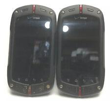 2 Casio c771 G'zOne Commando Black (Verizon) (as is)