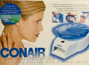 Conair PB5 Paraffin Spa with Nail Dryer