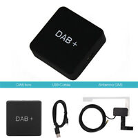 DAB Box Receiver Antenna Broadcast Audio Radio For Car Radio Android 5.1 +