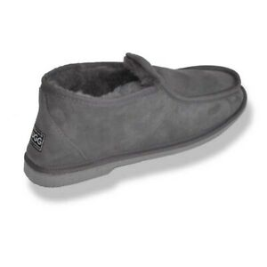 Ugg Boots Mens Australian Hand Crafted Merino Sheepskin Slippers Boots