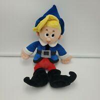 "Build A Bear Rudolph Hermey Elf Plush Soft Toy 12"" Stuffed"