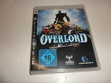 PlayStation 3 Overlord 2