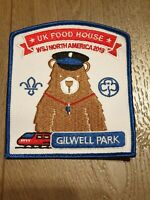 Jamboree, Scouting. Limited edition 24th WSJ. UK Contingent, Foodhouse, UKC
