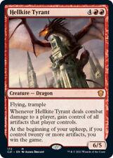 x1 Hellkite Tyrant M MTG Commander 2021 M/NM, English