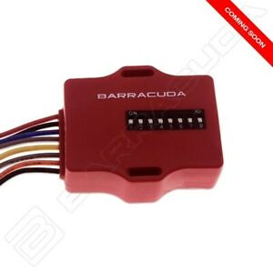 BARRACUDA RELAY SWITCH CAN BUS MOTO X INDICATORI LED