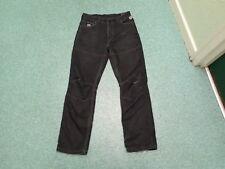 "Voi Jeans vaqueros de cintura 30"" pierna Saphire 30"" se desvaneció azul oscuro/negro para hombre Jeans"