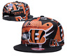 Cincinnati Bengals NFL Football Embroidered Hat Snapback Adjustable Cap