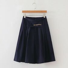 Brand New Japan Mori Style School Uniform Style Loose Skirt Pants Shorts Size XS