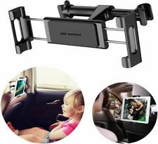 Marker Headrest Mount Car Seat Tablet Holder For iPad Pro 9.7/10.2/10.5/11/12.9""