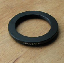49mm to 37mm  filter step down  ring used