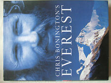 Chris Bonington's Everest by Sir Chris Bonington (Hardback, 2002) Ex.cond