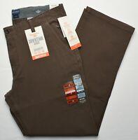 Dockers #9804 NEW Men's Smart 360 Flex Classic Fit Downtime Khaki Pants MSRP $66