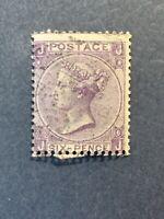 1867 Great Britain SC# 50 Stamp, 6p Queen Victoria