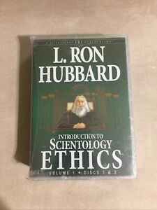 Introduction to Scientology Ethics, L Ron Hubbard Vol 1 Disc 1&2(cd)
