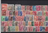 Mixed Europe stamps Ref 15913