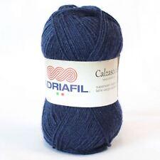 Adriafil Calzasocks Sock Yarn - Blue (038)