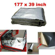 "177""x39"" Heat Shield Insulation Sound Deadener Aluminum foil Mat for Car Boat"