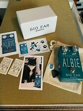 Big Ear Pedals Albie - Ambient Modulation Pedal Chorus / Reverb and more