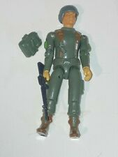 GI Joe Grunt straight arm 1982 hasbro complete
