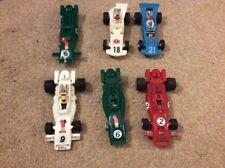 Vintage Scalextric JOBLOT #26 F1 Grand Prix Slot Cars Repuestos Reparaciones