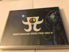 """AYUMI HAMASAKI """"Arena Tour"""" 2002 Rare DVD - 116 Minutes!"""