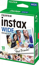 Instax Wide Film, 10 Shot Pack