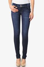 HUDSON Collin Flap Stretch SKINNY Jeans 28 Dark