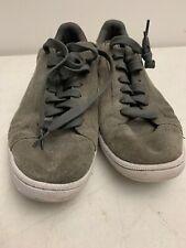 Puma classic grey suede shoes 10