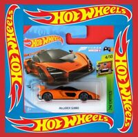 Hot Wheels 2019  McLAREN SENNA    162/250. NEU&OVP